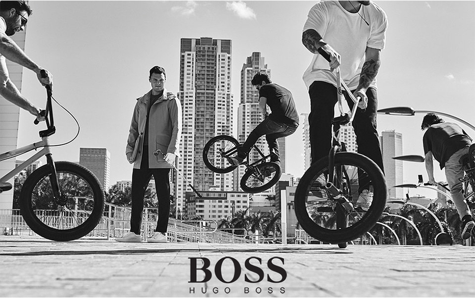 HUGO BOSS GREEN 2016